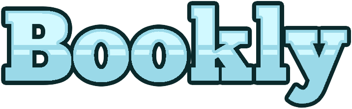 Bookly logo text